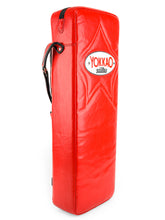 Load image into Gallery viewer, Quad Low Kick Pad Red - YOKKAO