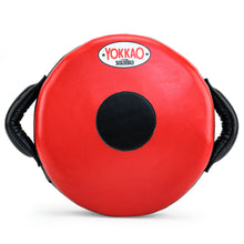 Load image into Gallery viewer, Round Punching Pad Red/Black - YOKKAO