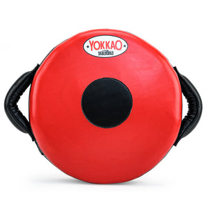 Round Punching Pad Red/Black - YOKKAO