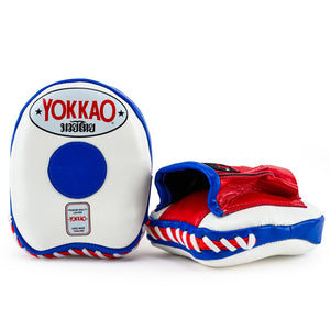 Focus Mitts Small Thai Flag - YOKKAO