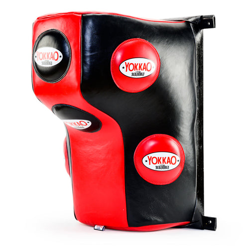 Wall Mounted Heavy Bag Red/Black - YOKKAO