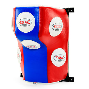 Wall Mounted Heavy Bag Thai Flag - YOKKAO