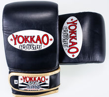 Load image into Gallery viewer, YOKKAO Training Bag Mitts Black - YOKKAO