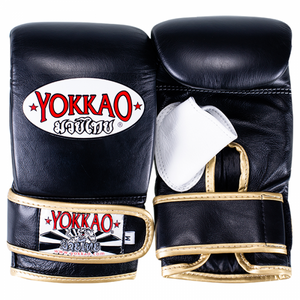 YOKKAO Training Bag Mitts Black - YOKKAO
