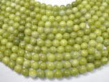Jade Beads, 10mm Round Beads-BeadBasic