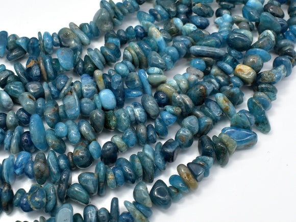 Apatite Beads, Approx 5-10mm Pebble Chips Beads