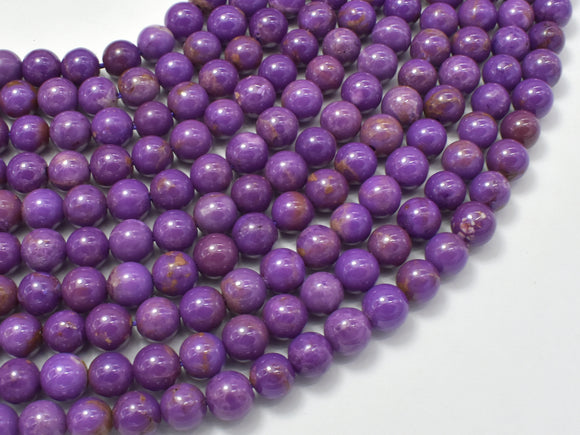 Phosphosiderite Beads, 6mm (6.6mm) Round