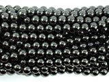 Magnetic Hematite Beads, 10mm Round Beads-BeadBasic