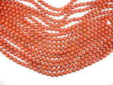 Red Jasper Beads, 8mm(8.5mm), Round Beads-BeadBasic