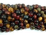 Tiger Eye Beads, 3 color, 8mm-BeadBasic