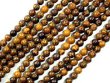 Elephant Jasper Beads, Round, 4mm-BeadBasic