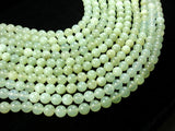 New Jade Beads, 10mm Round Beads-BeadBasic