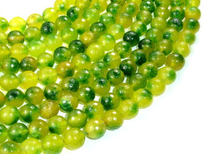 Agate Beads, 10mm Faceted Round Beads-BeadBasic