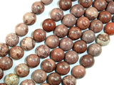 Artistic Jasper Beads, 12mm Round-BeadBasic