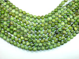 Chrysoprase Beads, 10mm Round Beads-BeadBasic
