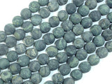 Matte Kambaba Jasper Beads, 8mm Round Beads-BeadBasic