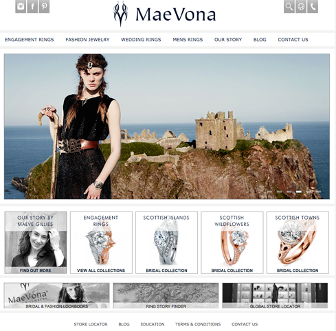 Maevona Web Design