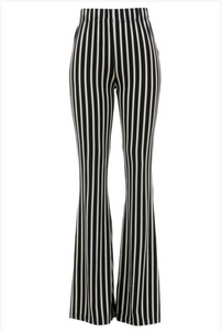 Beetle Juice Striped Pants