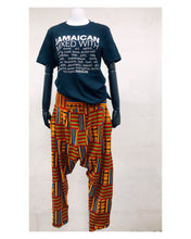 WAP Drop Crotch Cotton Knit Pants - JUNNY.NYC
