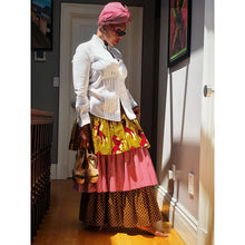 The Quadrille/Bandana Skirt - JUNNY.NYC