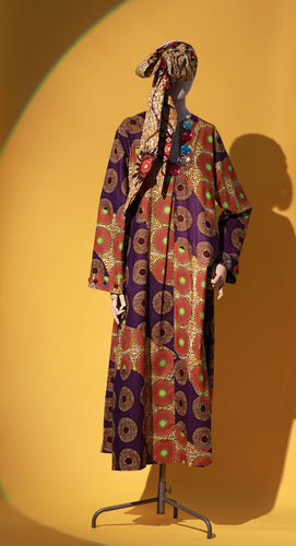 The Carmen Caftan Dress - JUNNY.NYC