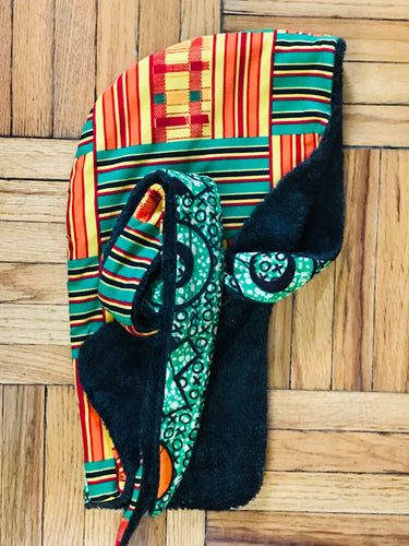 Fashion Kente XOXO Du - JUNNY.NYC