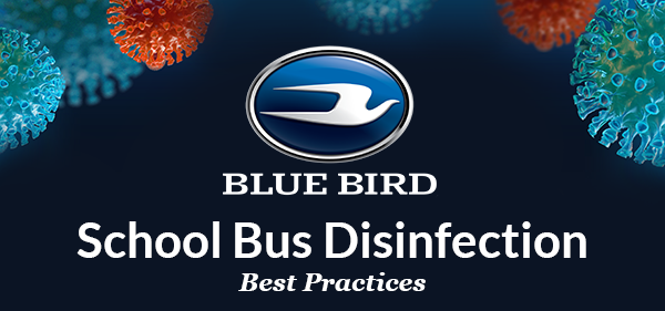 School Bus Disinfection - Best Practices