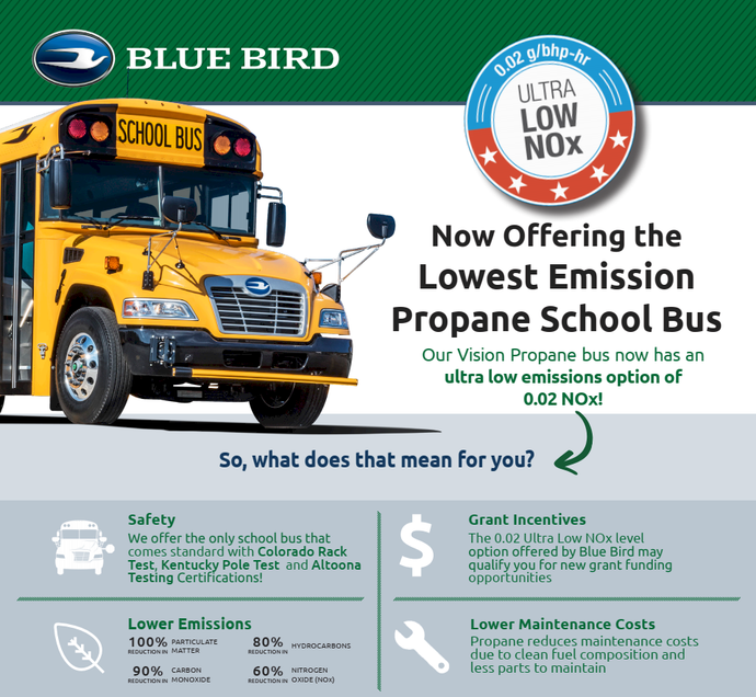 Leaving a Legacy with Propane Buses, Part 4