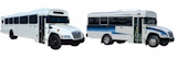Blue Bird Micro Bird CX2 Series Bus