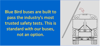 Blue Bird School Bus Safety Tests