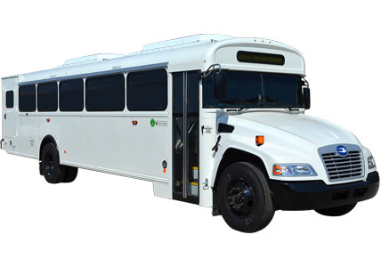 Blue Bird Micro Bird CX2-Series SPED Bus