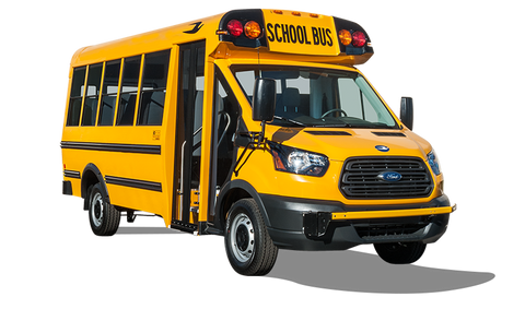 Blue Bird Micro Bird T-Series School Bus