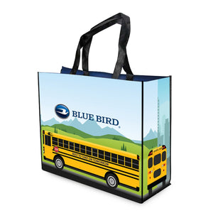 Blue Bird Custom Tote