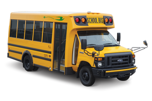 Micro Bird G5 Electric Powered School Bus
