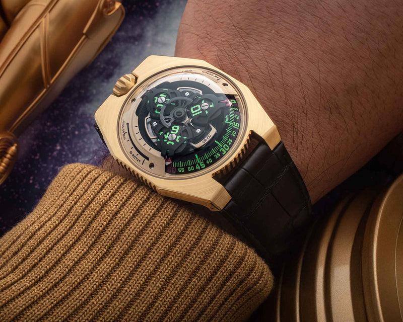 "UR-100 Gold Edition ""FIGHT - C19"""