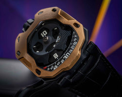 UR-105 RG LIMITED EDITION OF 100 PIECES