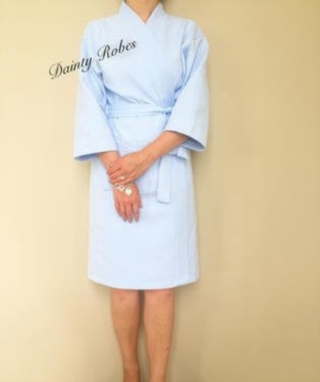 Waffle Weave Robe (Not personalised)