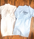 Deluxe Bridal Robes