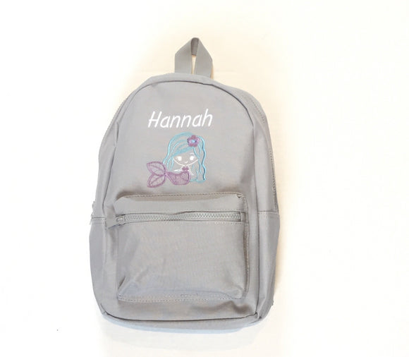 Mermaid Mini Backpack