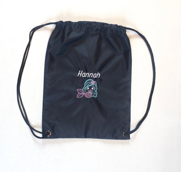 Mermaid PE bag