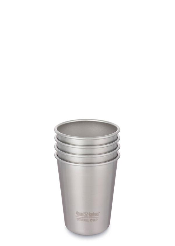 Steel Cup 10oz (296ml) - 4 Pack