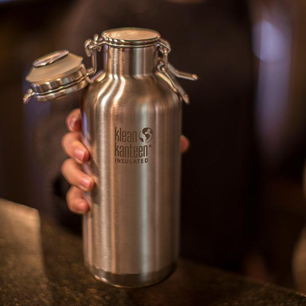 Insulated Growler 32oz (946ml)
