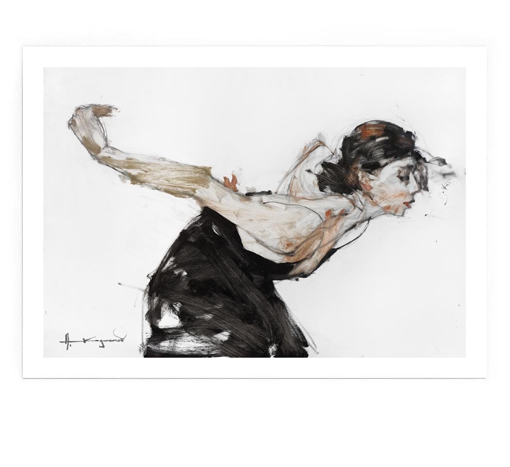 Untitled Dancer #1 Print