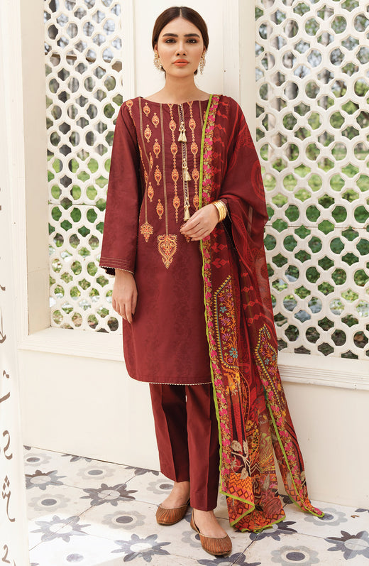 Orient OTL-21-045-U-MAROON Eid Collection