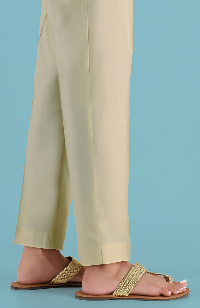 Unstitched Cambric Pants