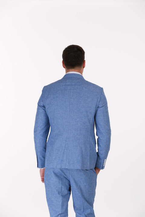 Costum Office Bleu - BMan046 (6)