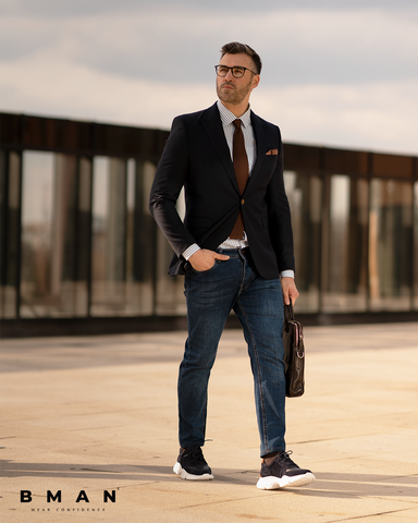 Tinute smart casual - BMan.ro