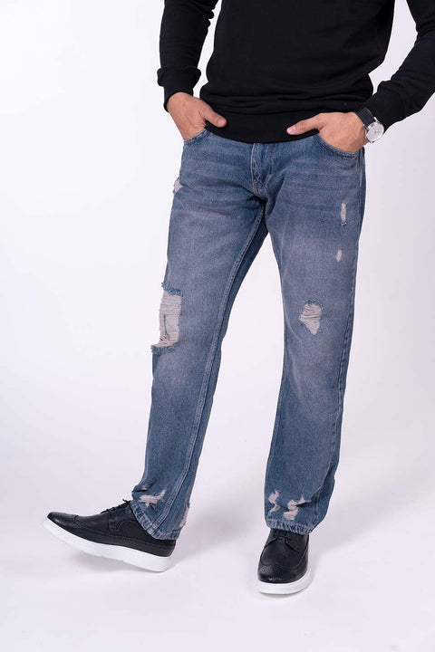 Denim Natural Fit BMan202 (2)
