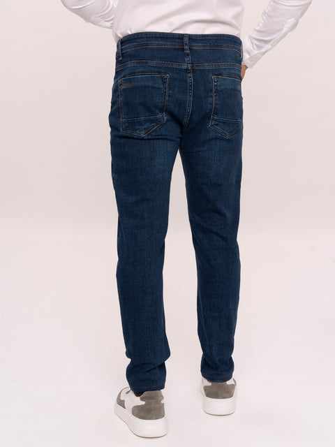 Blugi Slim Fit Bman242 (5)