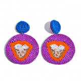 All Smiles Statement Earrings
